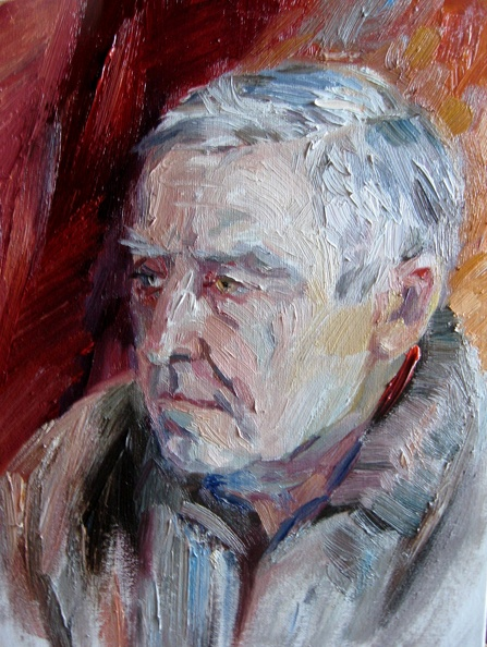 Elena_Eros_My Father 2009, oil on board, 16''x20''.jpg